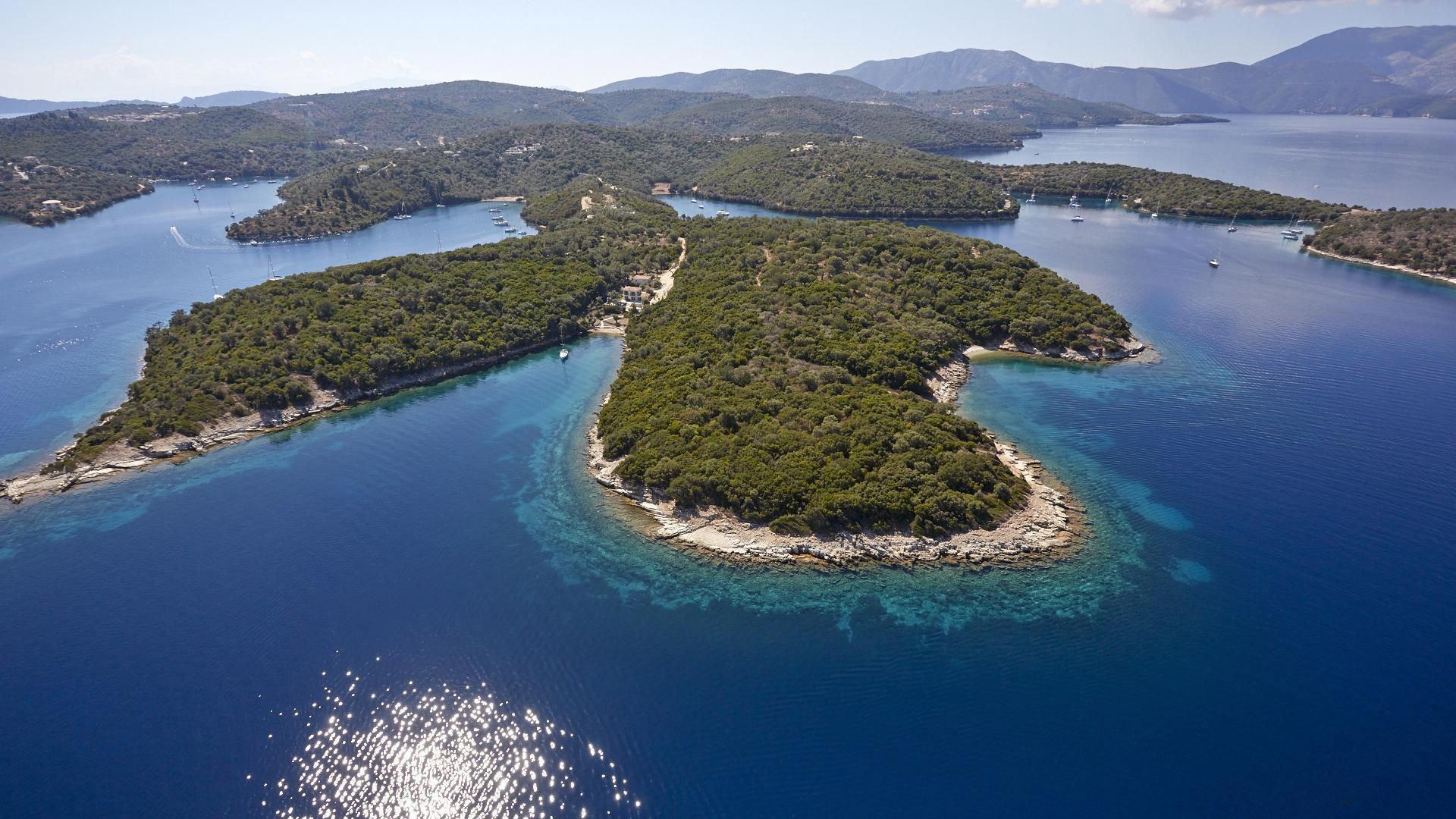 Asteria Boats & Villas Meganisi Island
