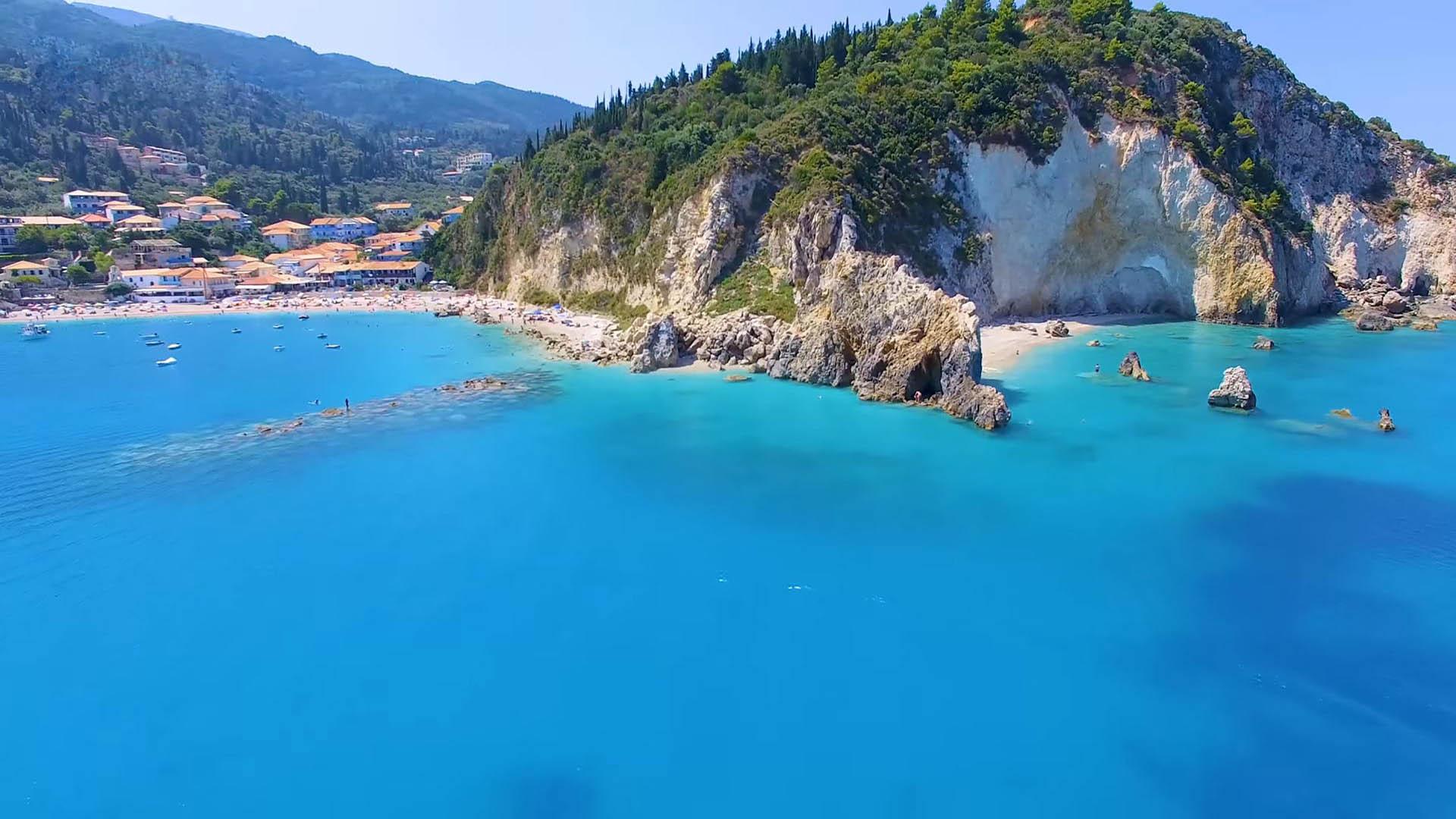 Apaggio Villas Lefkada Agios Nikitas Beach