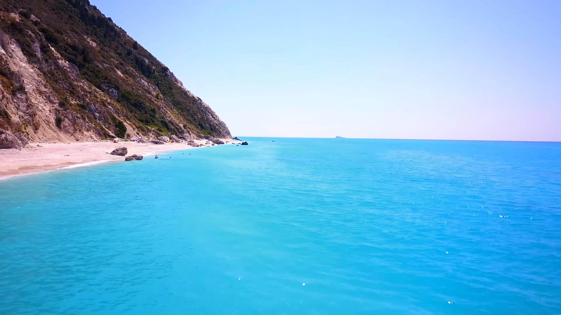 Apaggio Villas Lefkada Beach