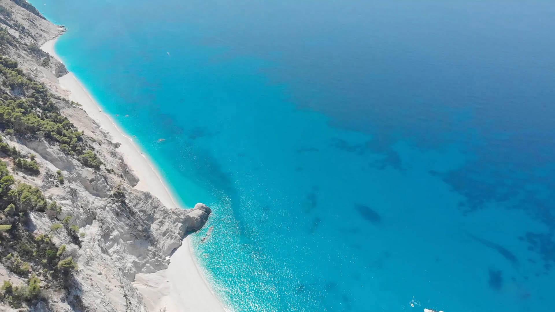Apaggio Villas Lefkada Egremnoi Beach