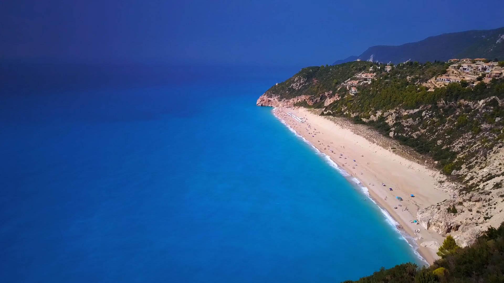 Apaggio Villas Lefkada Mylos Beach