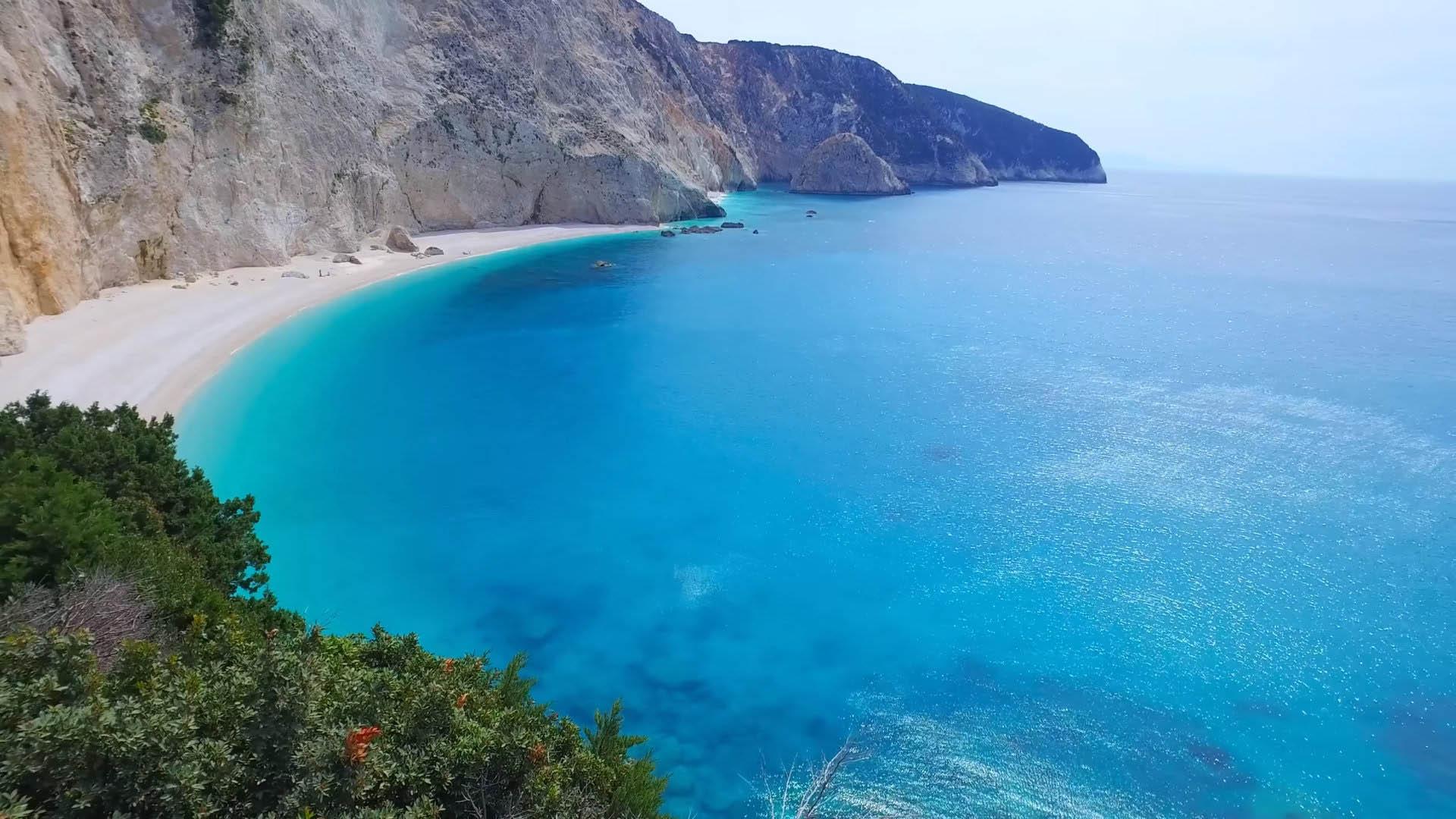 Apaggio Villas Lefkada Porto Katsiki Beach