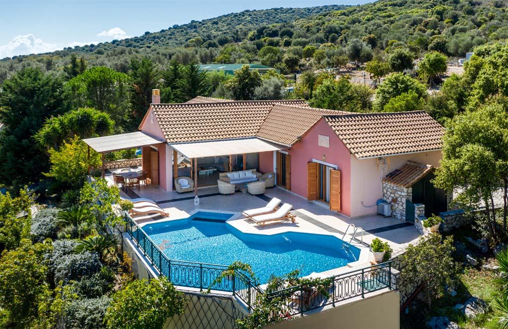 Asteria Meganisi Luxury Villas