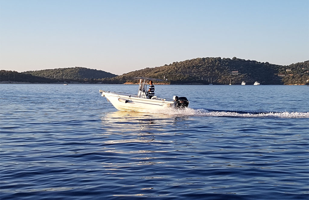 Asteria Boats in Meganisi Carina & Kyknos
