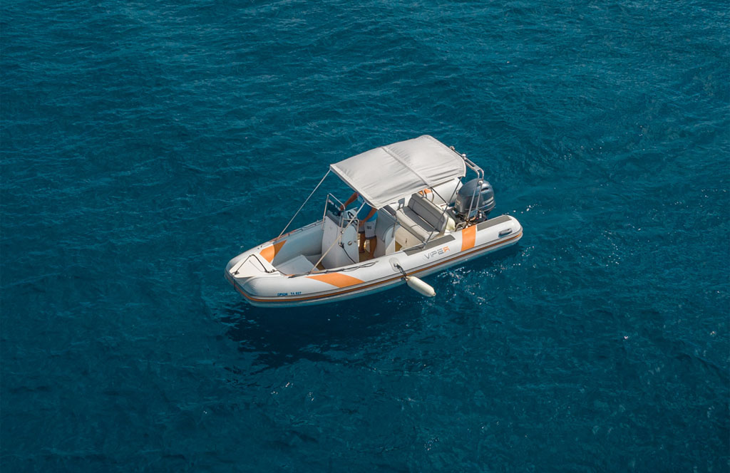 Rent a Rib in Meganisi Orion